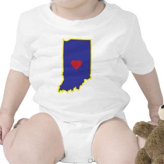 Indiana Luv Traje De Bebé