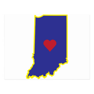 Indiana Luv Post Cards