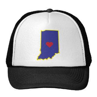 Indiana Luv Trucker Hat
