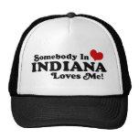 Indiana Mesh Hat