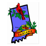 Indiana Postales