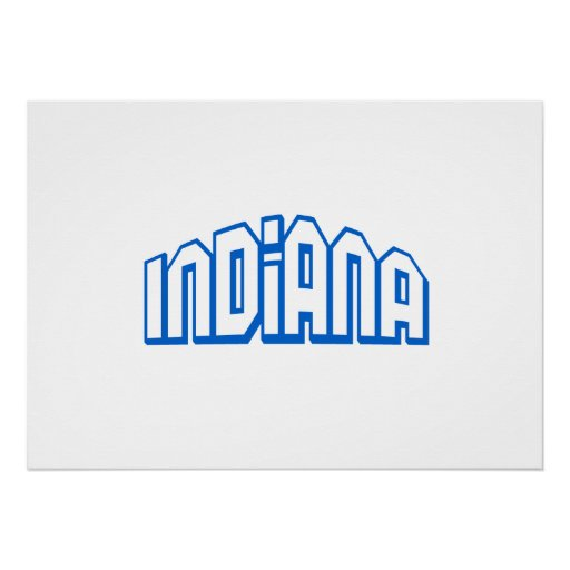 Indiana Póster