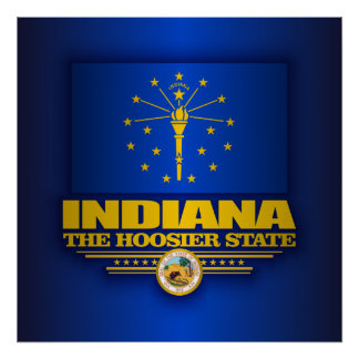 Indiana Pride Posters