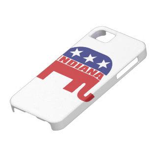 Indiana Republican Elephant iPhone 5 Case