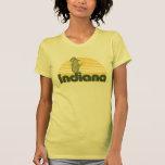 Indiana retra camisetas