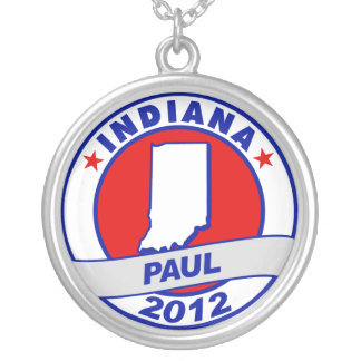 Indiana Ron Paul Necklace