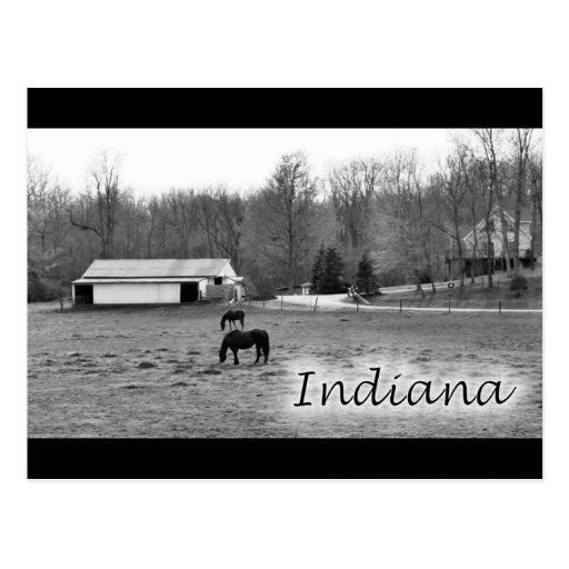 Indiana rural postal