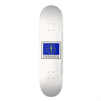 Indiana Skateboard Deck