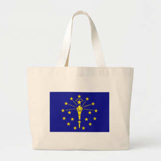 Indiana State Flag bag