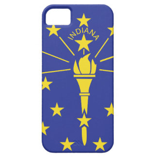 Indiana State Flag iPhone 5 Cover