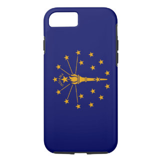 Indiana State Flag Design iPhone 8/7 Case