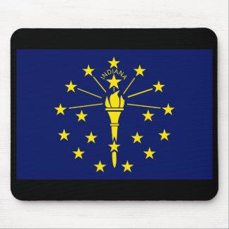 Indiana State Flag Mousepad