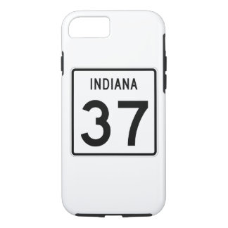 Indiana State Road 37 iPhone 8/7 Case