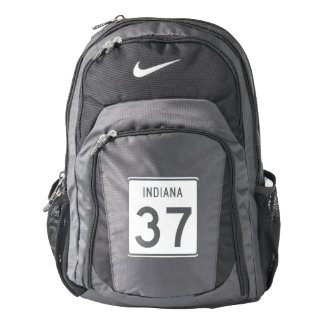 Indiana State Road 37 Nike Backpack