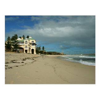 Indiana Tea House - Cottesloe Western Australia Post Card