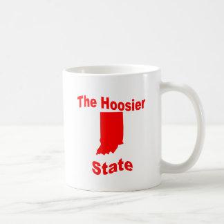 Indiana: The Hoosier State Mug