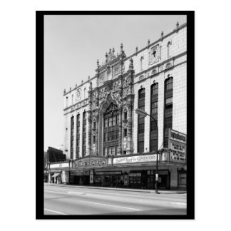 Indiana Theatre, Indianapolis, IN Postcard