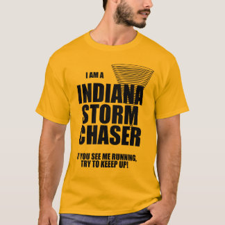 Indiana Tornado Storm Chaser T-shirt