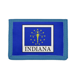 Indiana Trifold Wallet