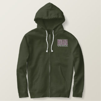 Indiana Vodka Embroidered Hoodie
