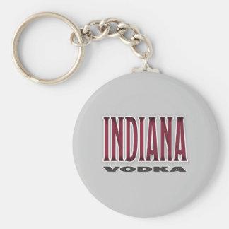 Indiana Vodka Key Chain