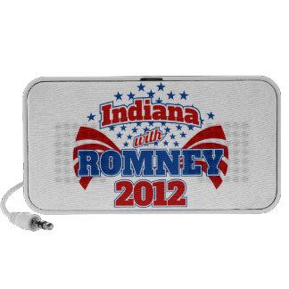 Indiana with Romney 2012 Travel Speakers