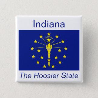 Indianan Flag Button