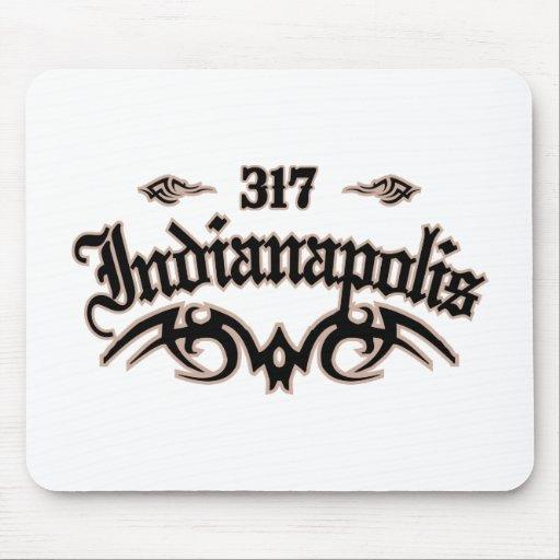 Indianapolis 317 alfombrilla de ratones