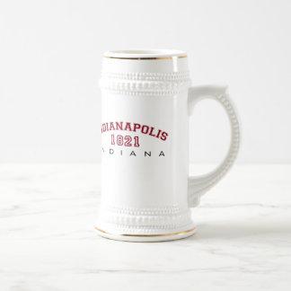 Indianapolis, ADENTRO - 1821 Jarra De Cerveza