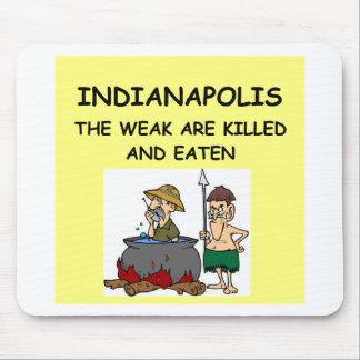 Indianapolis Alfombrilla De Raton