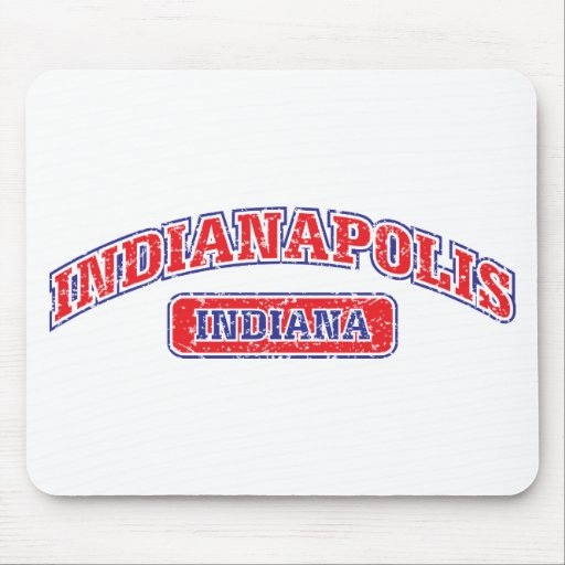 Indianapolis Athletic Mouse Pad
