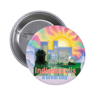 INDIANAPOLIS Button