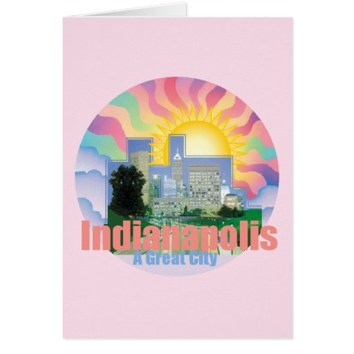 INDIANAPOLIS Card