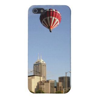 Indianapolis City Skyline iPhone SE/5/5s Cover