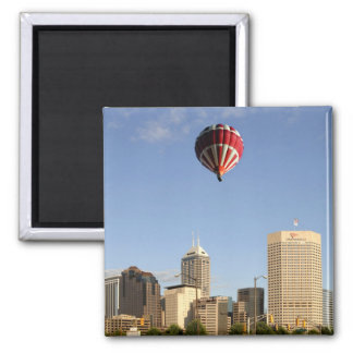 Indianapolis City Skyline Magnet