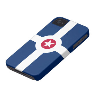 Indianapolis Flag iPhone 4 Cover