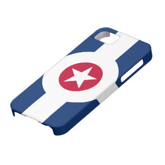 Indianapolis Flag iPhone SE/5/5s Case
