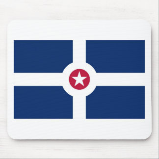 indianapolis flag mouse pad