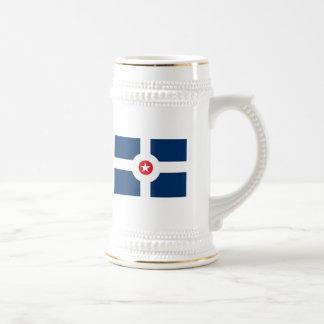 Indianapolis Flag Mug