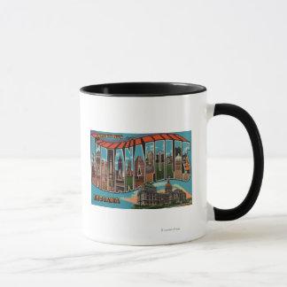 Indianapolis, Indiana (Capital Building) Mug