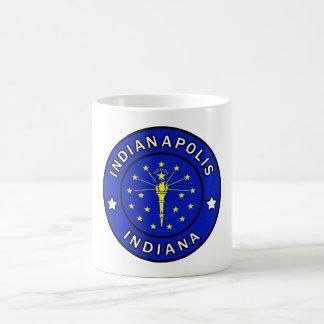 Indianapolis Indiana Coffee Mug