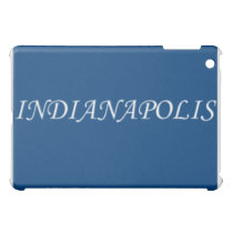 Indianapolis iPad Case