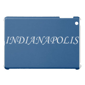 Indianapolis iPad Case