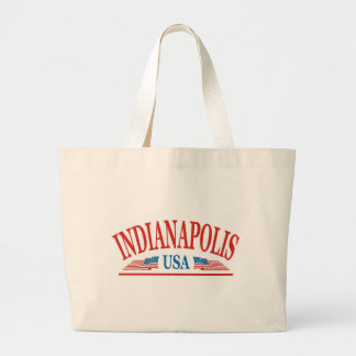 Indianapolis Large Tote Bag
