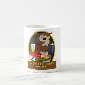 Indianapolis Literary Pub Crawl - Coffee Mug!