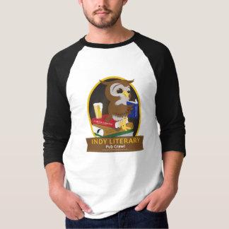 Indianapolis Literary Pub Crawl - Shirts! Tee Shirt