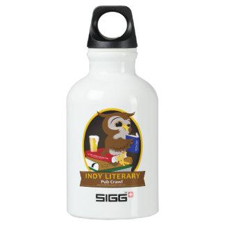 Indianapolis Literary Pub Crawl SIGG Traveler 0.3L Water Bottle