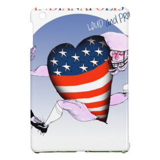 indianapolis loud and proud, tony fernandes case for the iPad mini