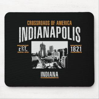 Indianapolis Mouse Pad