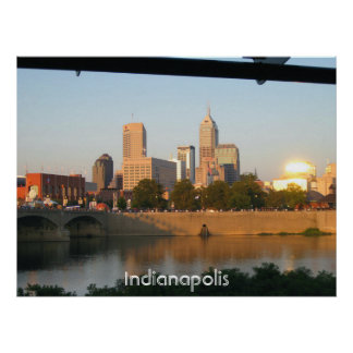 Indianapolis Póster
